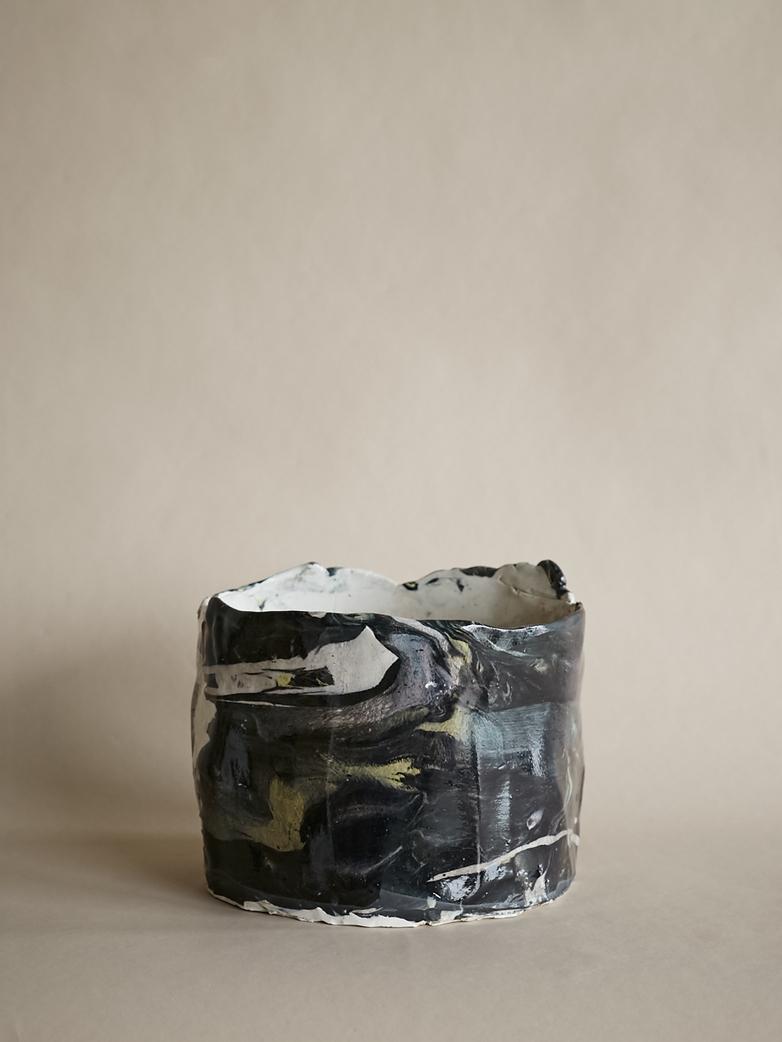 Artilleriet Art Collaboration - Faux Marble Pot II