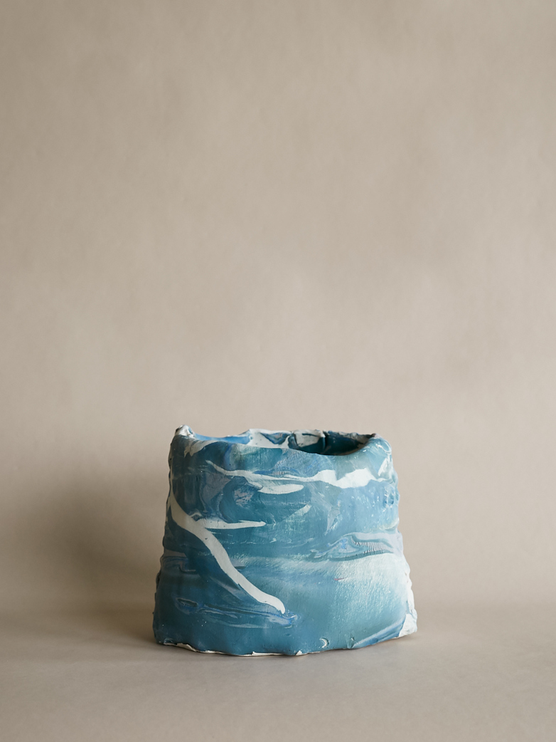 Artilleriet Art Collaboration - Faux Marble Pot X