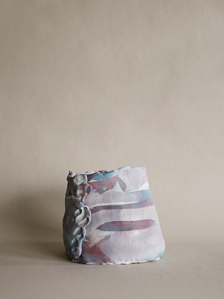 Artilleriet Art Collaboration - Faux Marble Pot XIII
