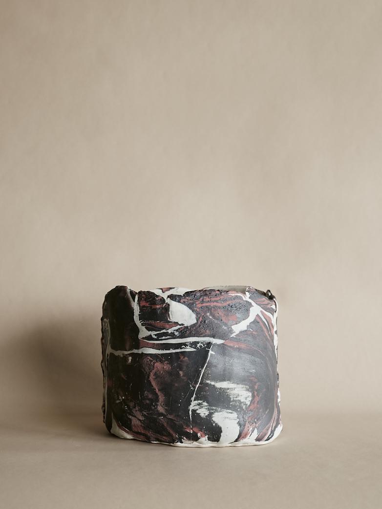Artilleriet Art Collaboration - Faux Marble Pot XIV