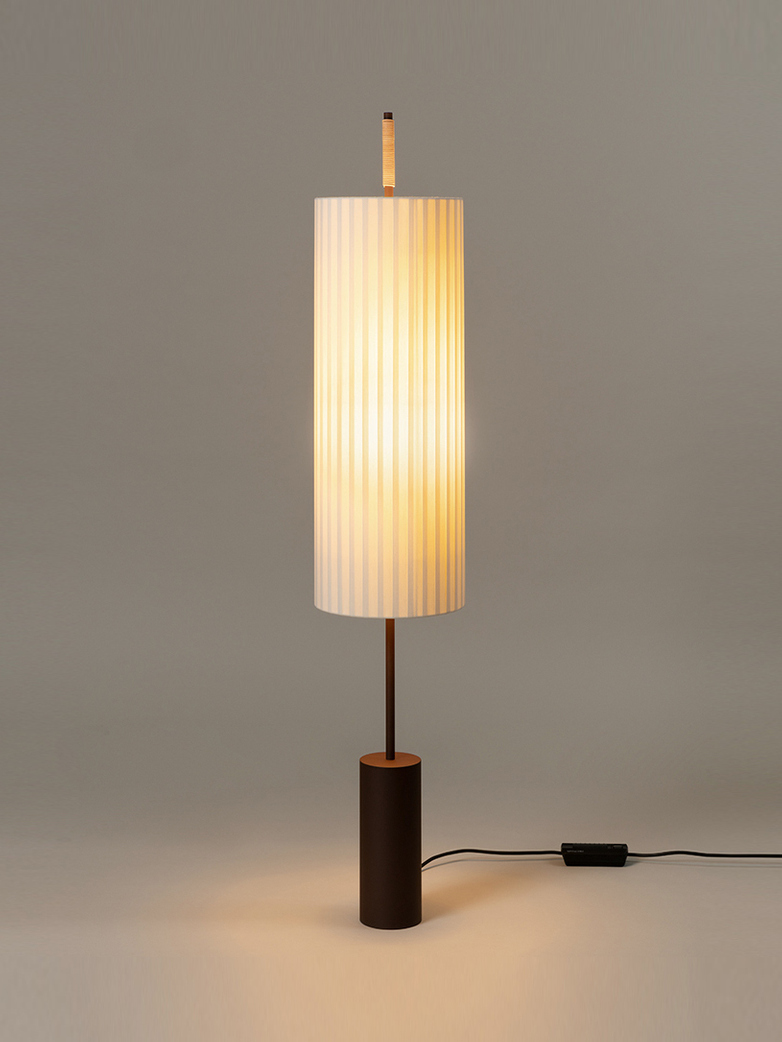 Dórica Floor Lamp