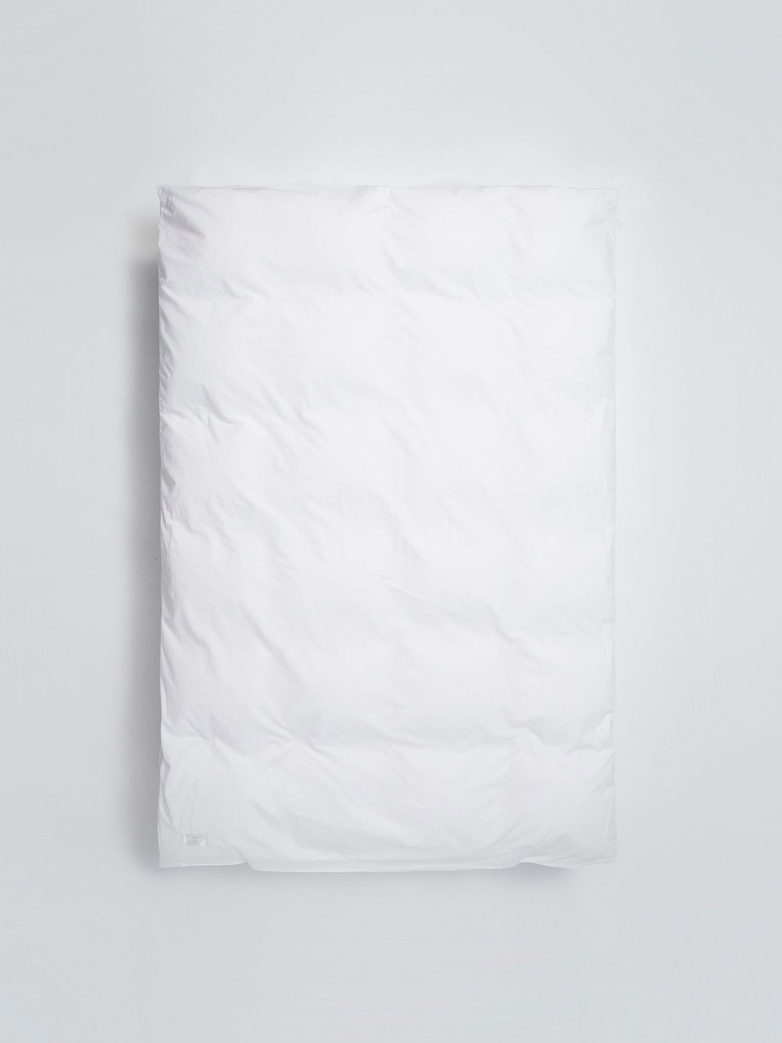 Pure Duvet Cover Poplin - White