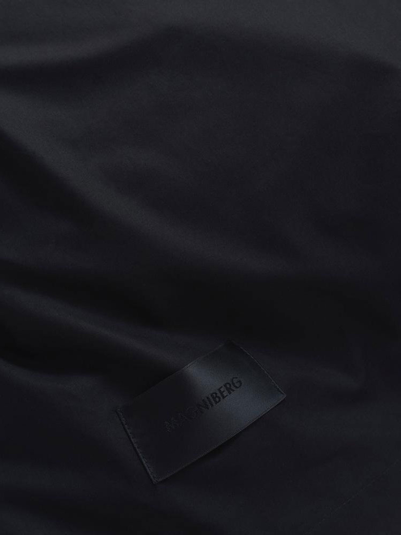 Pure Duvet Cover Poplin - Black