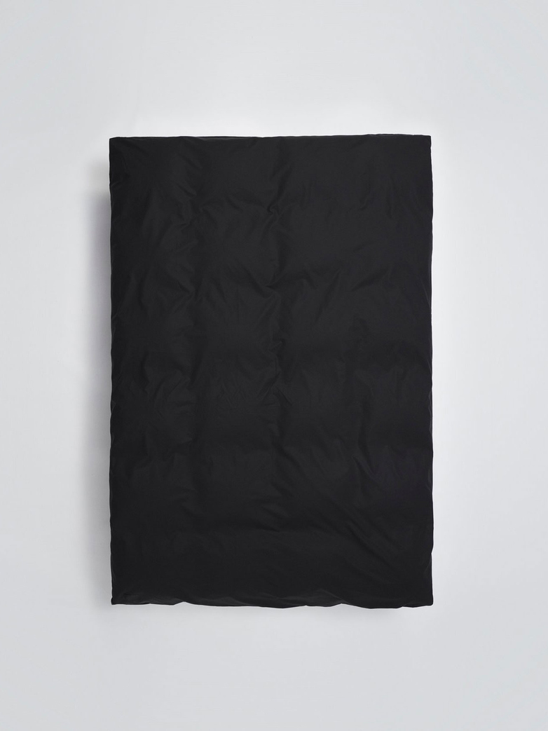 Pure Duvet Cover Poplin 150x210 - Black
