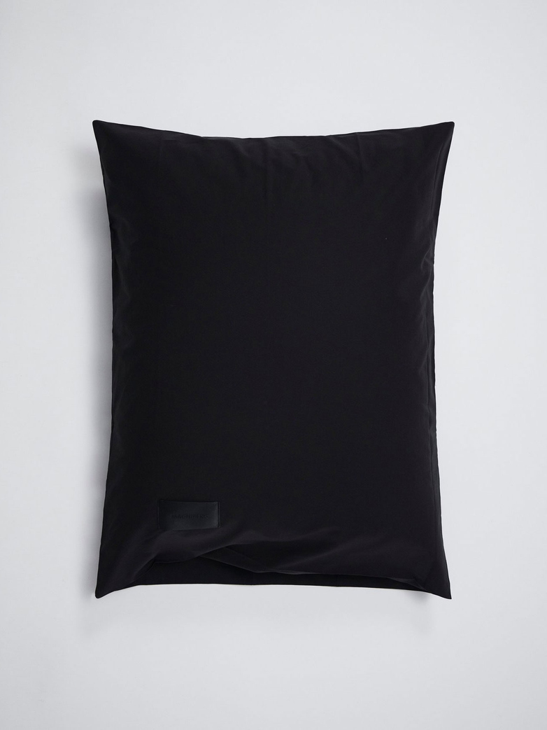 Pure Pillow Case Poplin - Black