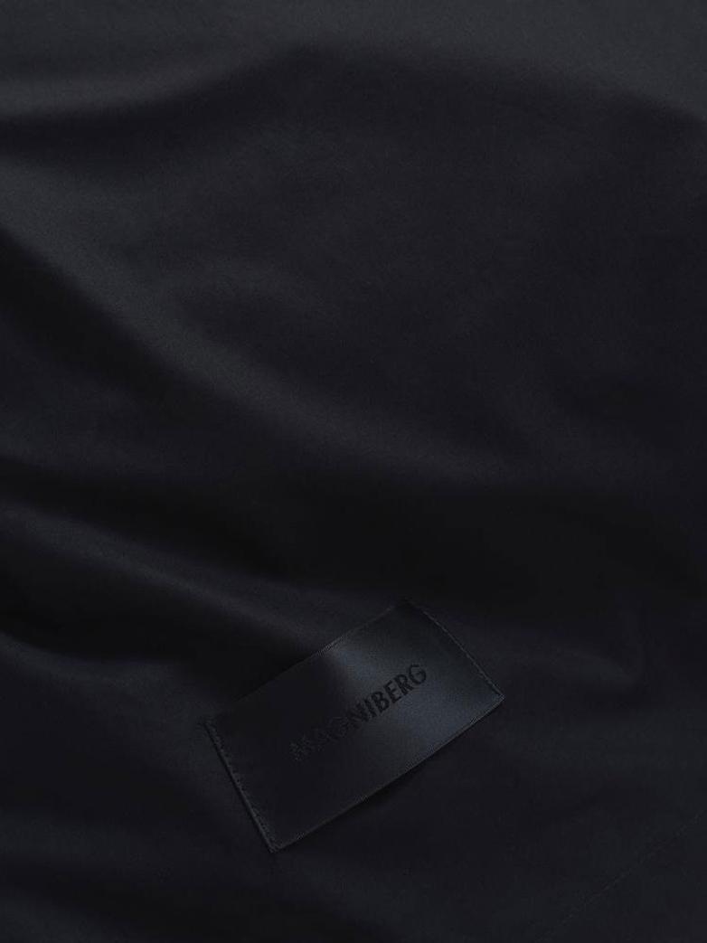 Pure Pillow Case Poplin 80x80 - Black