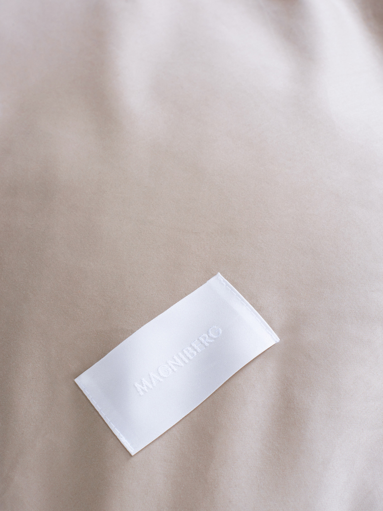 Pure Duvet Cover Sateen - Clay