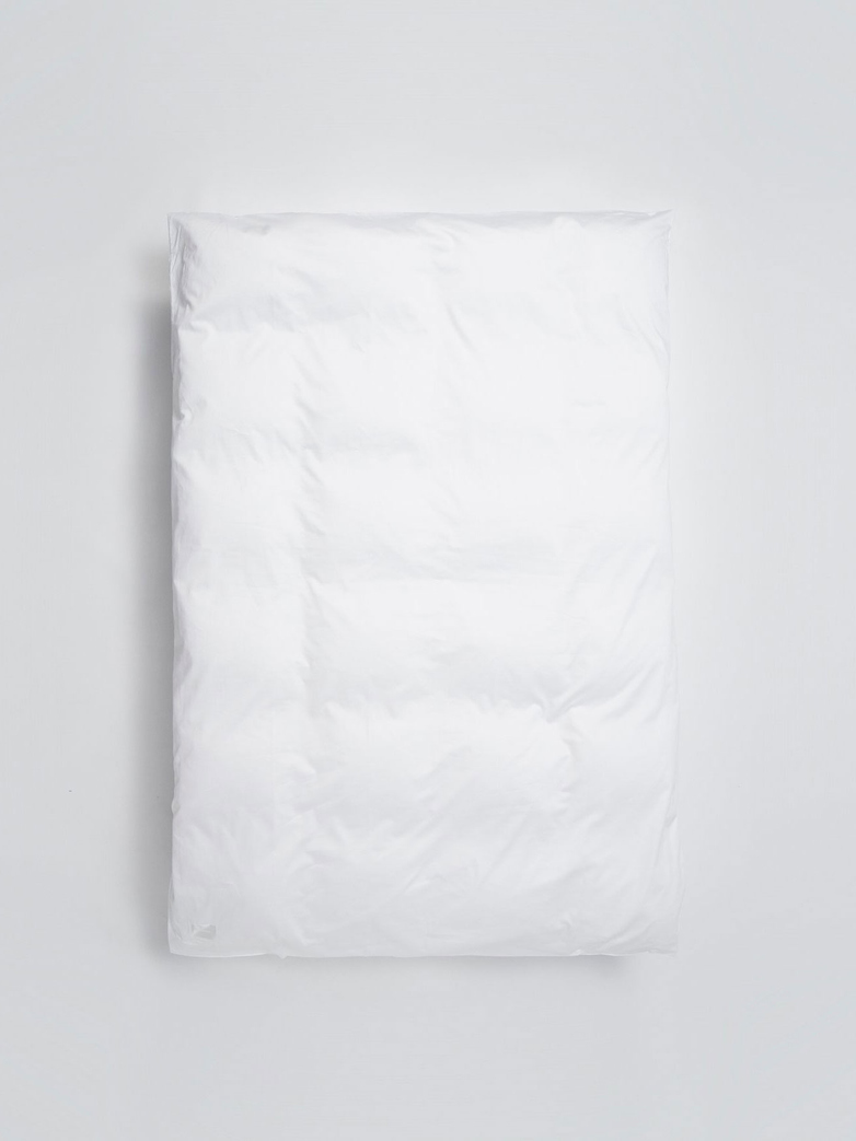 Pure Duvet Cover Sateen - White