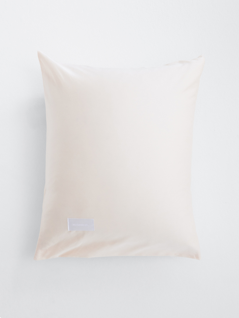Pure Pillow Case Sateen - Pearl
