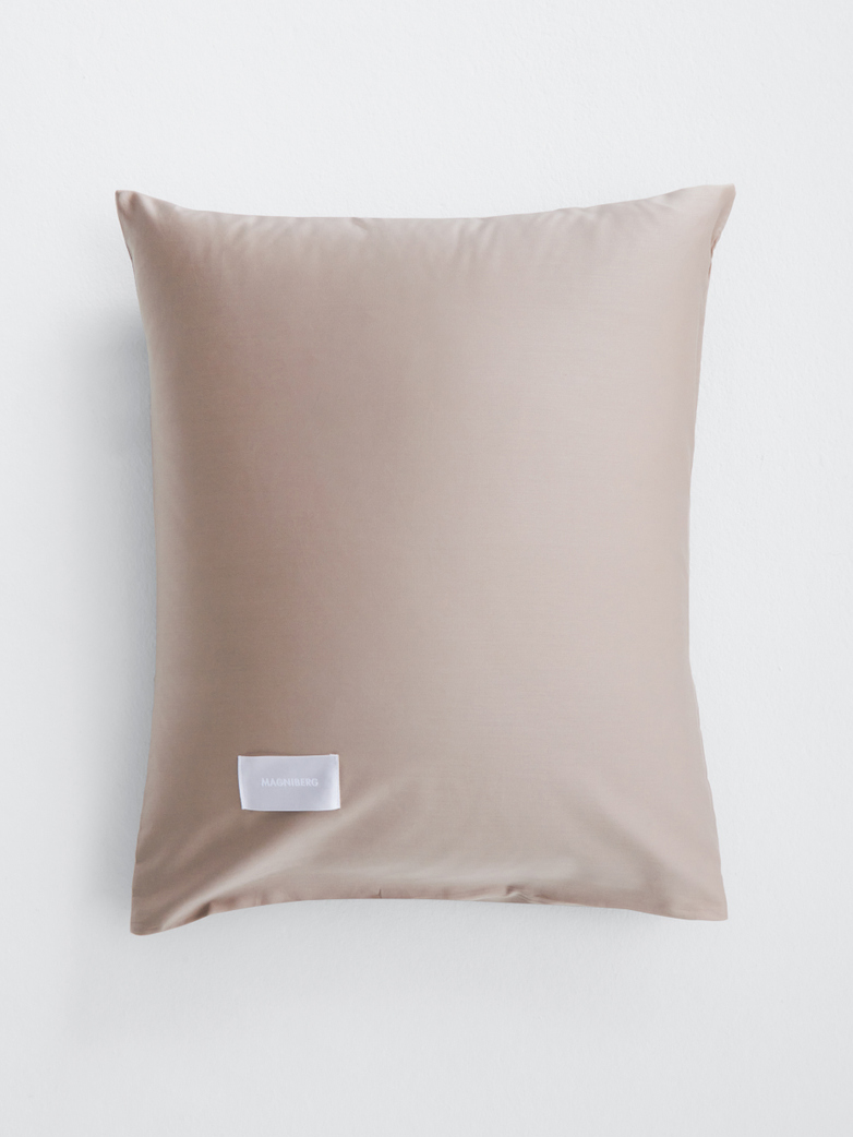 Pure Pillow Case Sateen - Clay