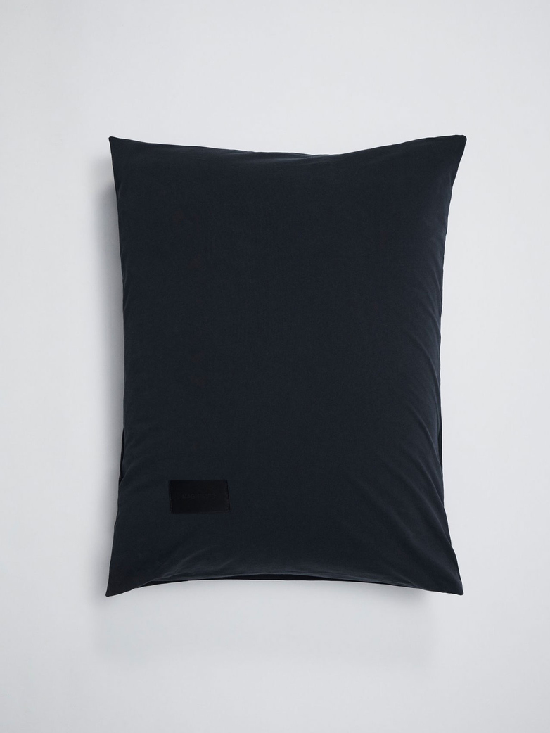 Nude Pillow Case Jersey - Washed Black