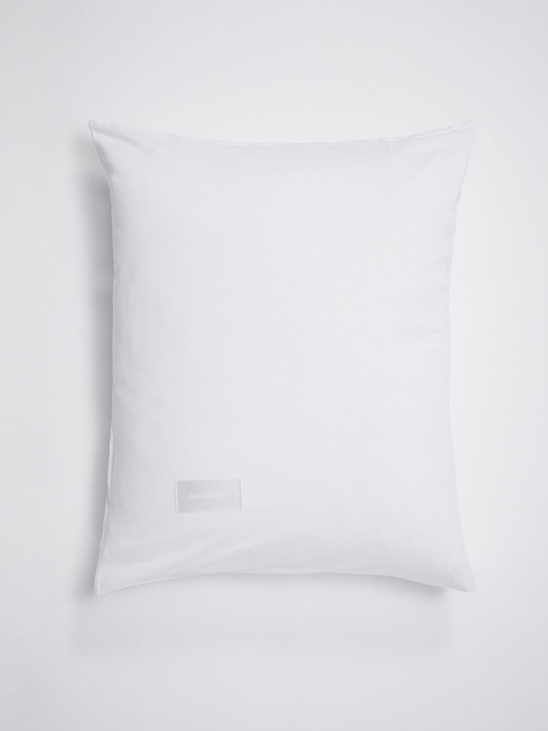 Nude Pillow Case Jersey 50x60 - Washed White