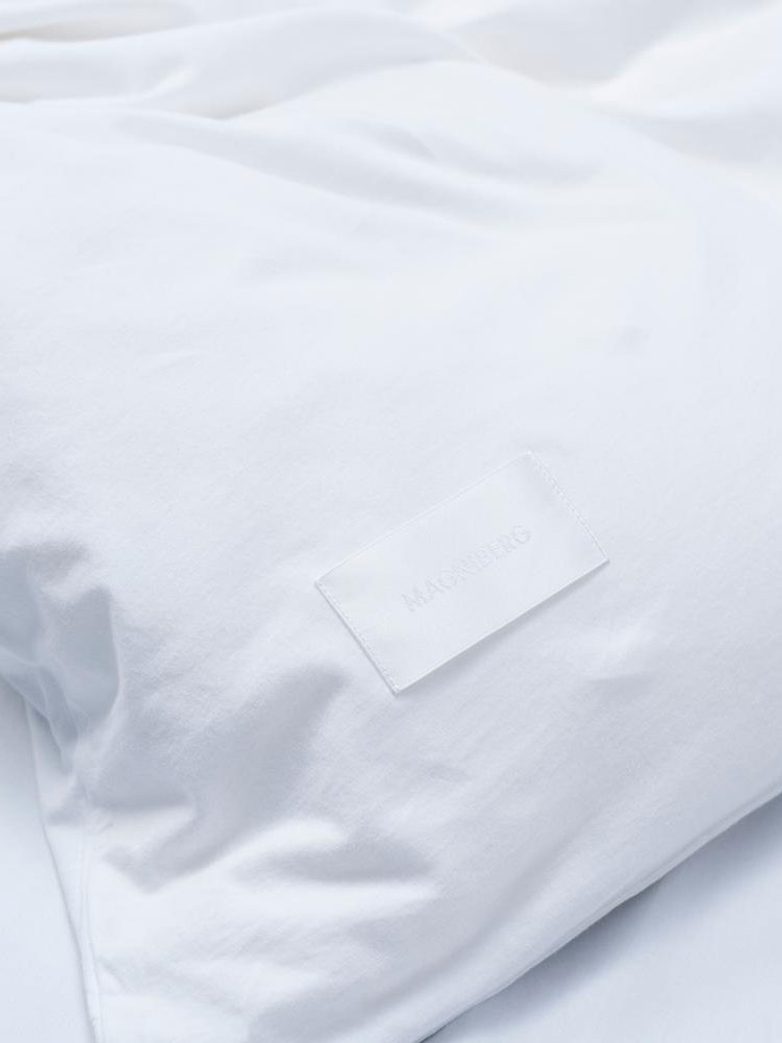 Nude Pillow Case Jersey 80x80 - Washed White
