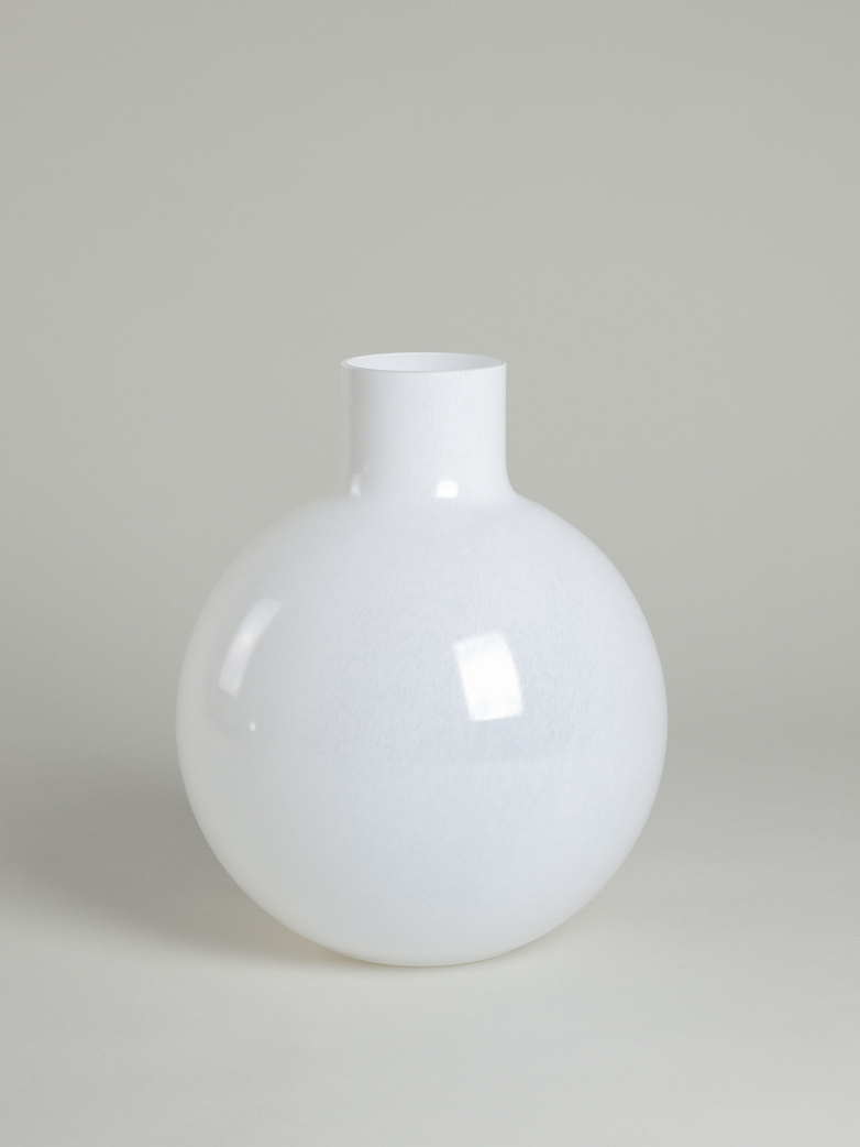 Pallo Vase White – Small