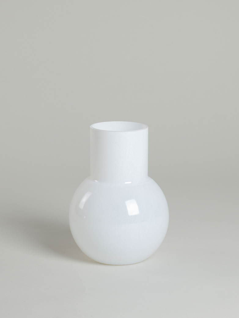 Pallo Vase White – Junior