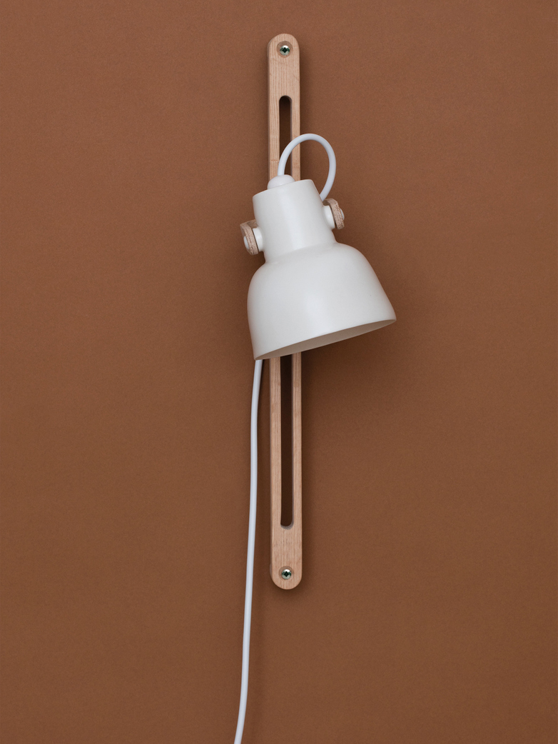 16PLUS - Wall Lamp Adjustable