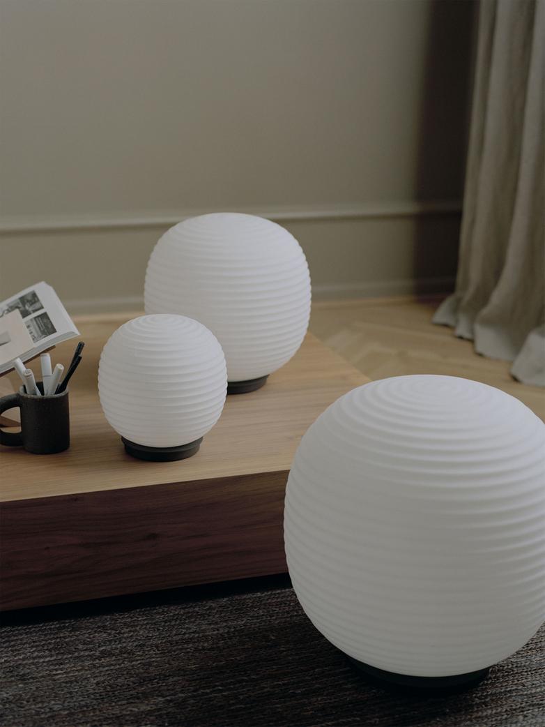 Lantern Globe Floor Lamp