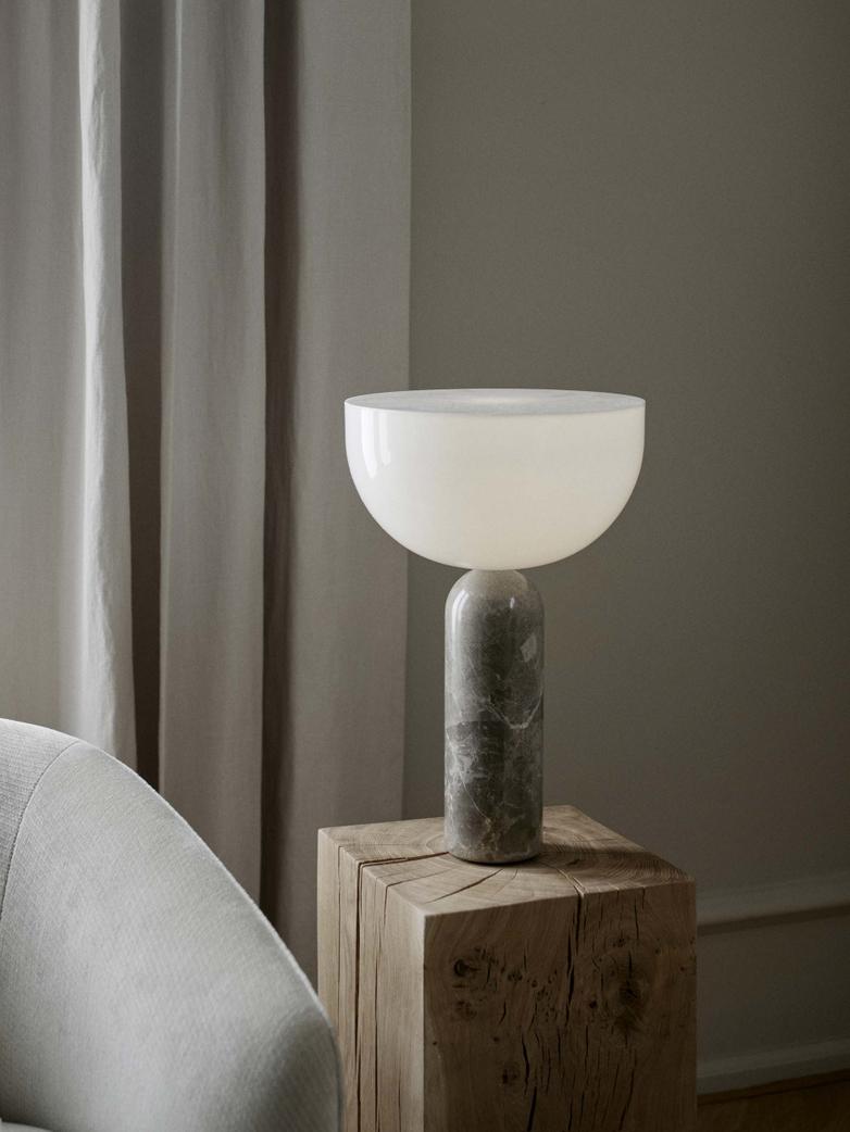 Kizu Table Lamp - Gris du Marais - Large