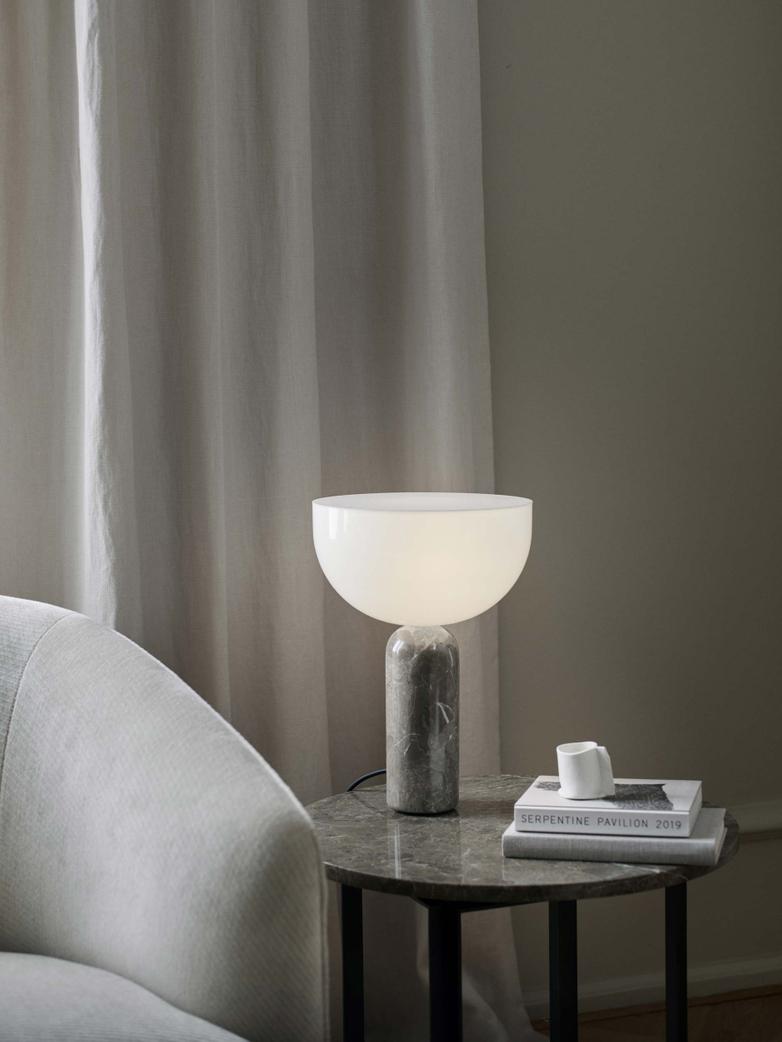 Kizu Table Lamp - Gris du Marais - Small
