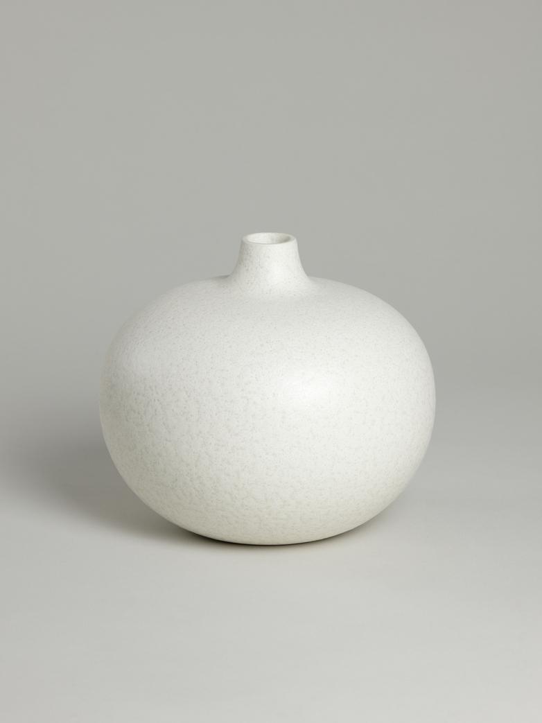 Bari Vase - Creme White - XXL