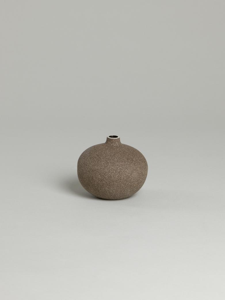Bari Vase - Sand Dark - Medium