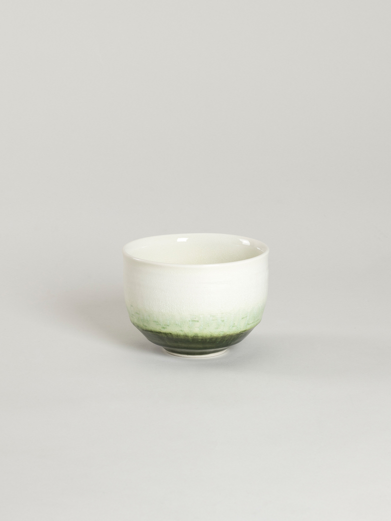 Dashi Bowl - Ø 14 cm - Vert Olive
