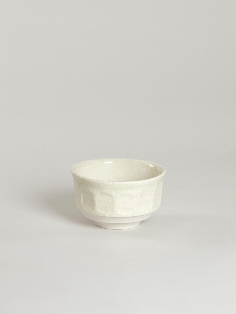 Dashi Bowl - Ø14 cm - Quartz Craquele