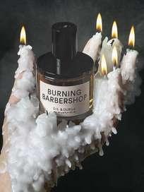 Burning Barbershop 50 ml