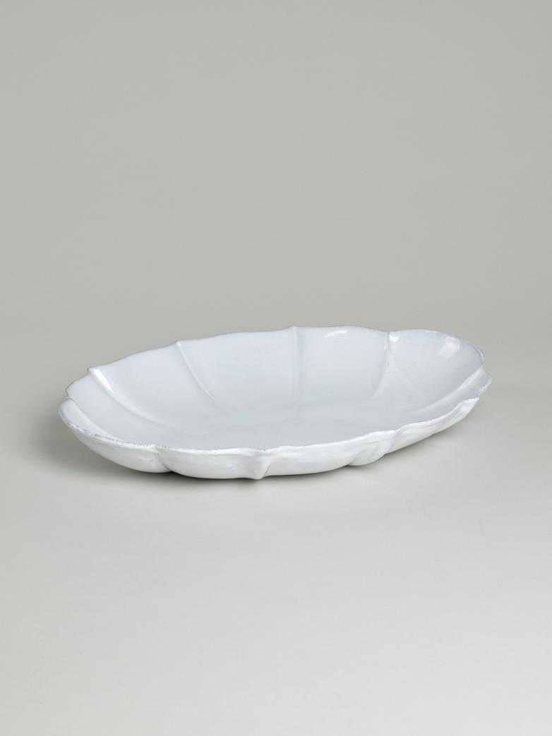 Drape Oval Platter