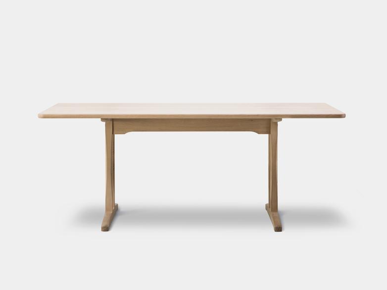 Mogensen C18 Table - Soaped Oak