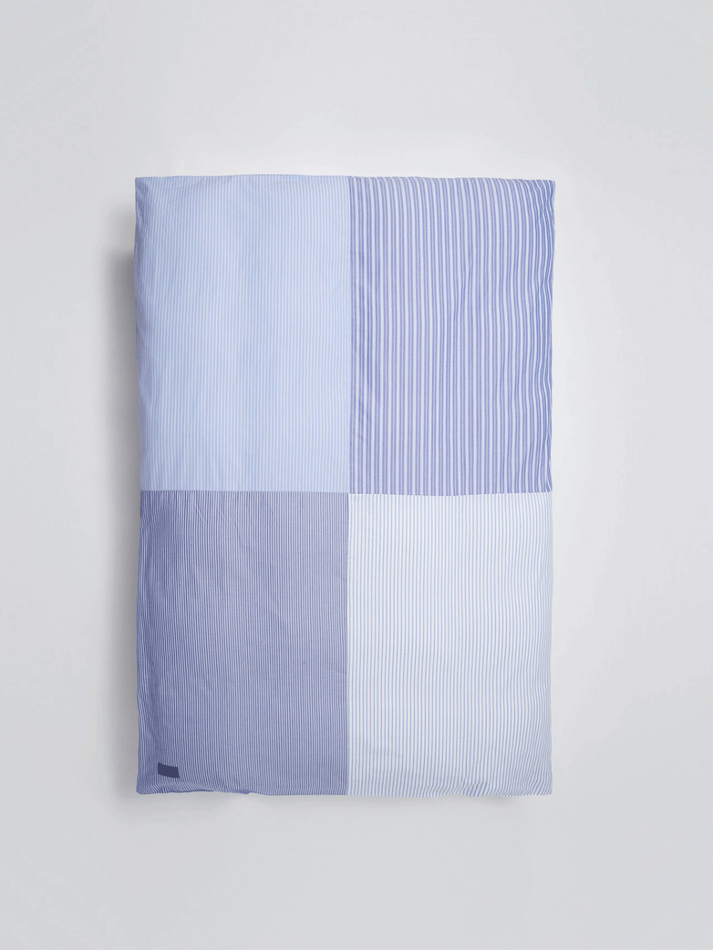 Wall Street Duvet Cover Oxford - Patchwork