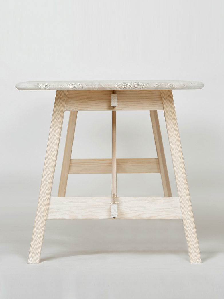 Landala Dining Table - Oak