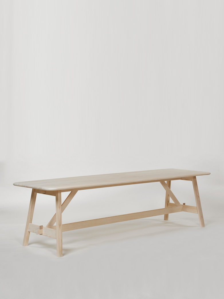 Landala Dining Table - Oak