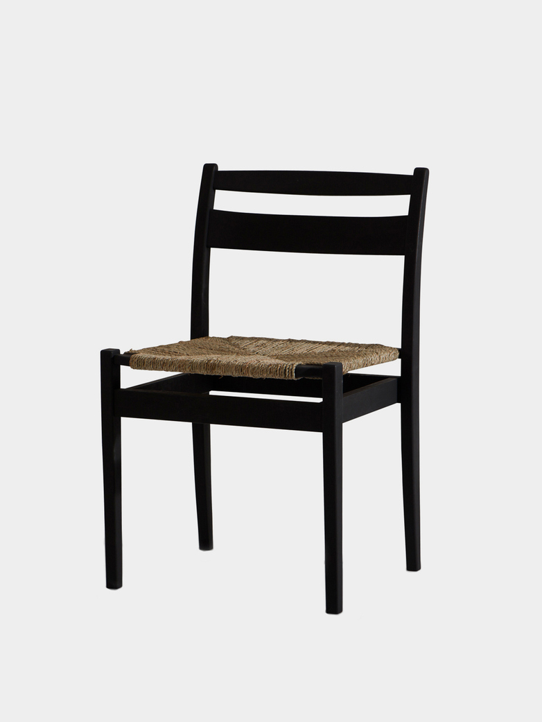 Kaj Seaweed Seat/Black