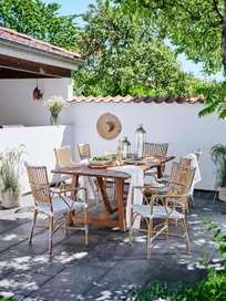George Teak Table Outdoor - 240 cm