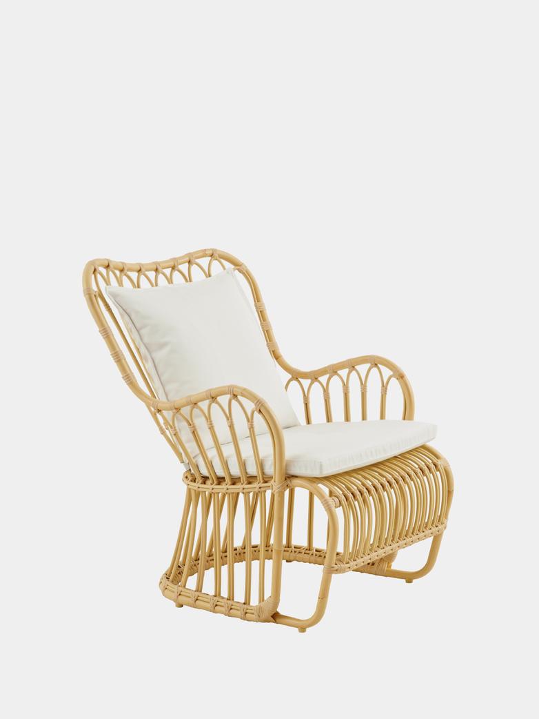 Tulip Exterior Lounge Chair