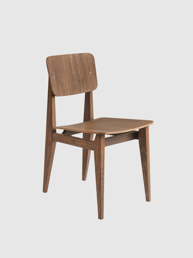 C-Chair Dining Chair - Veneer