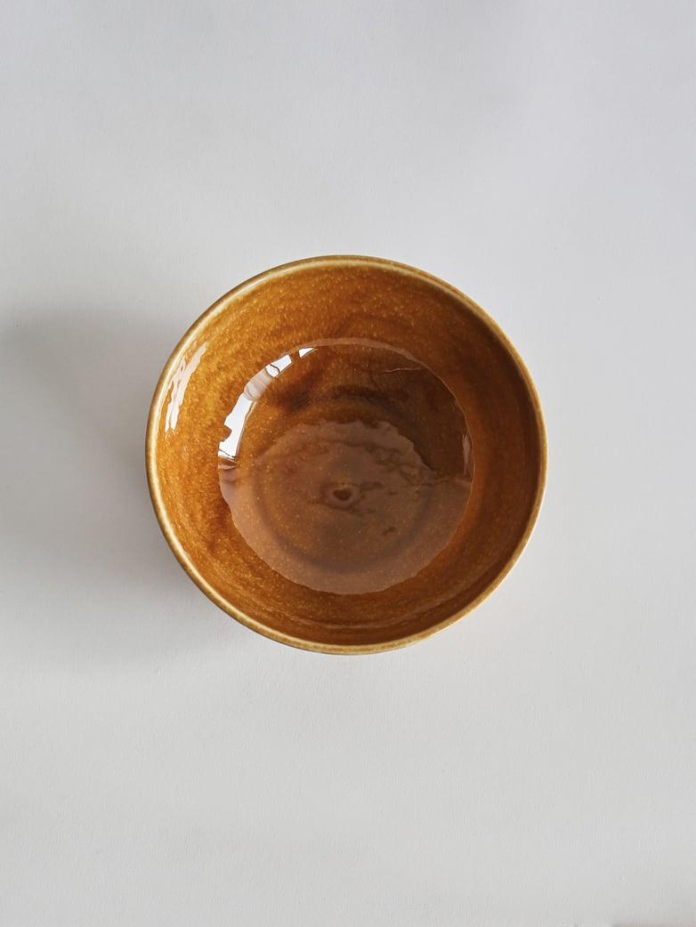 Kyoto Soup Bowl - Brown