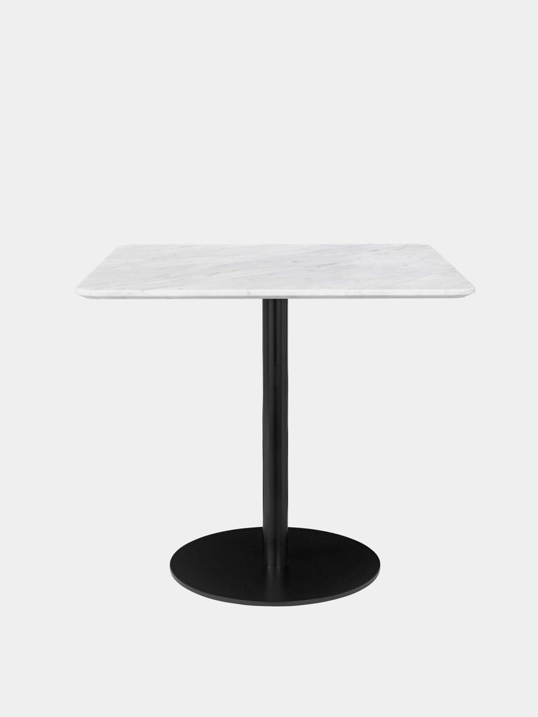 Gubi 1.0 Dining Table 80x80