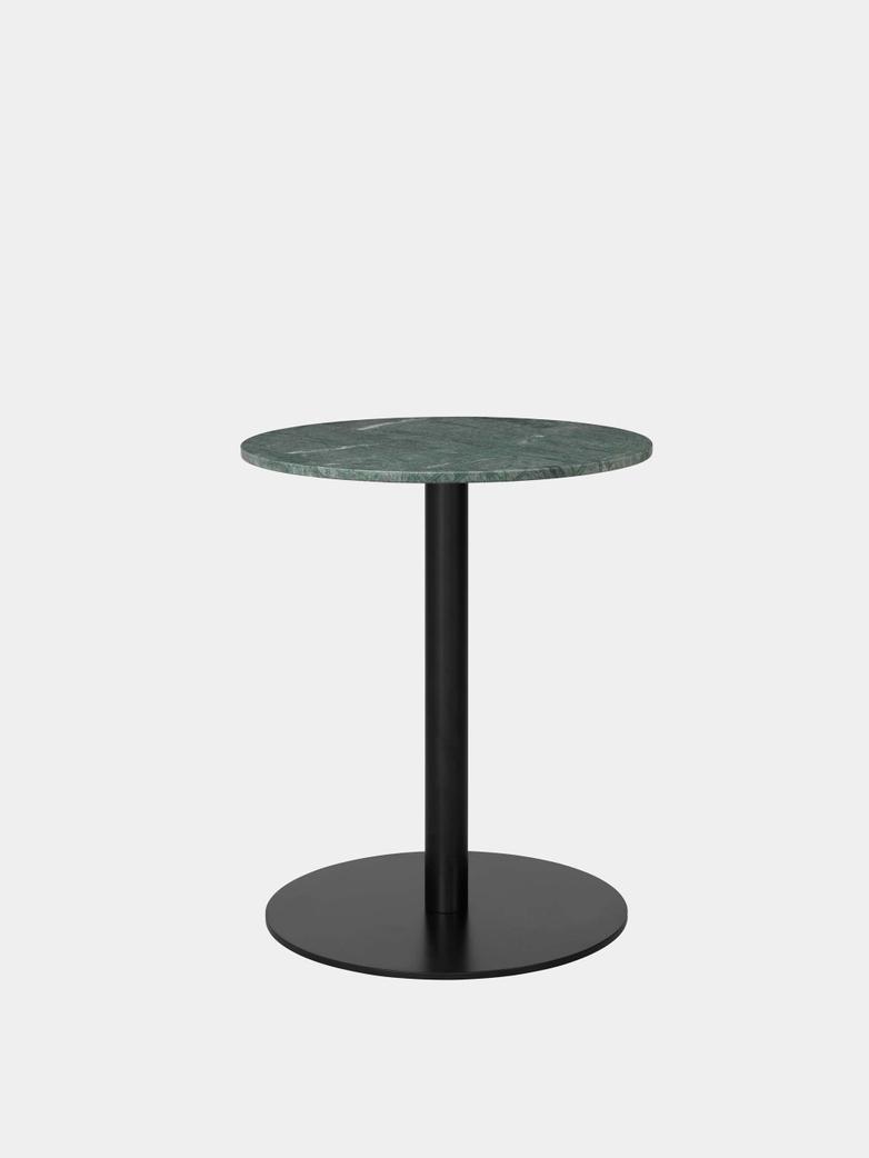 Gubi 1.0 Dining Table Round Ø60 - Black Base