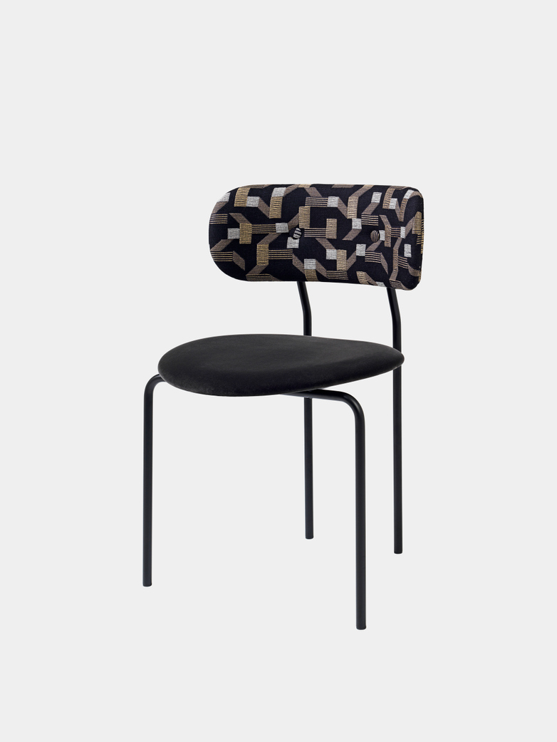 Coco Dining Chair Fully Upholstered