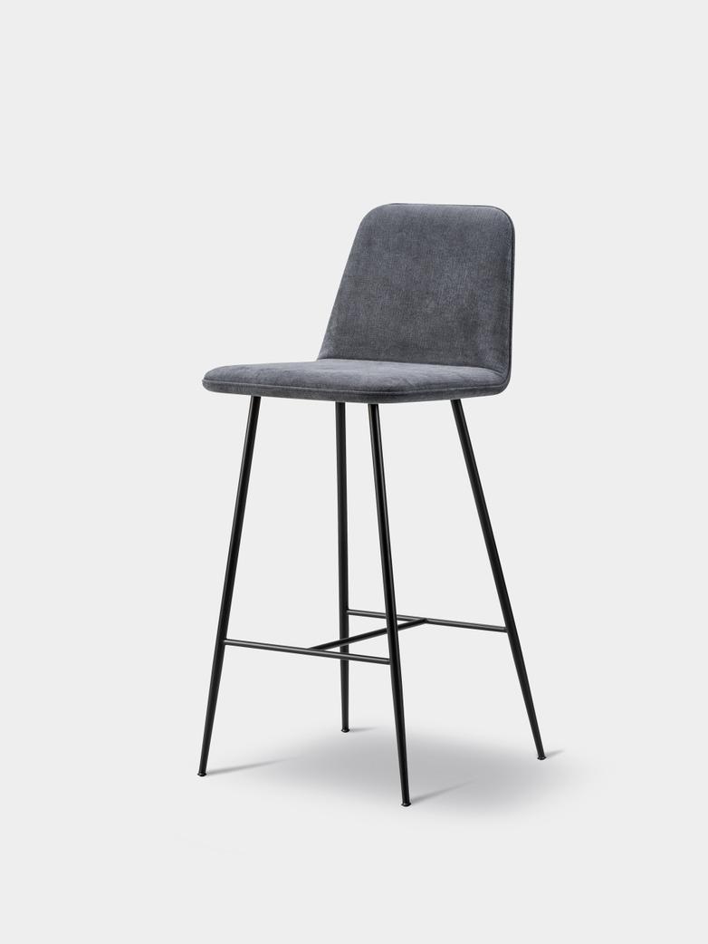 Spine Metal Base Barstool