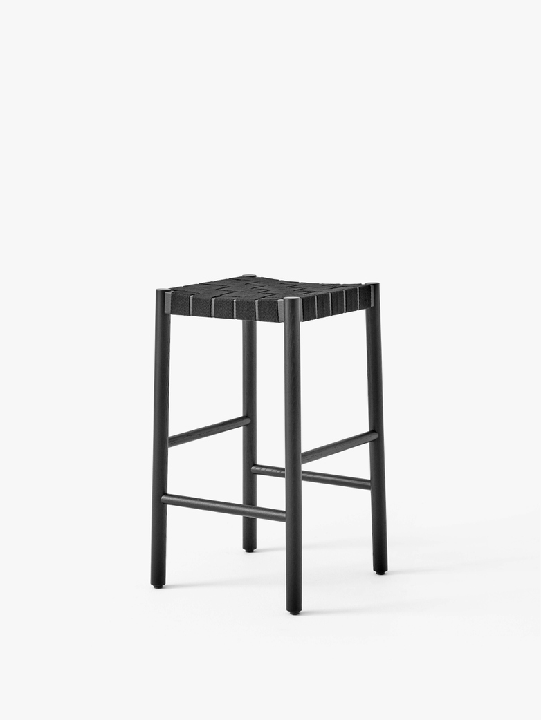 Black/Black Webbing - 66 cm