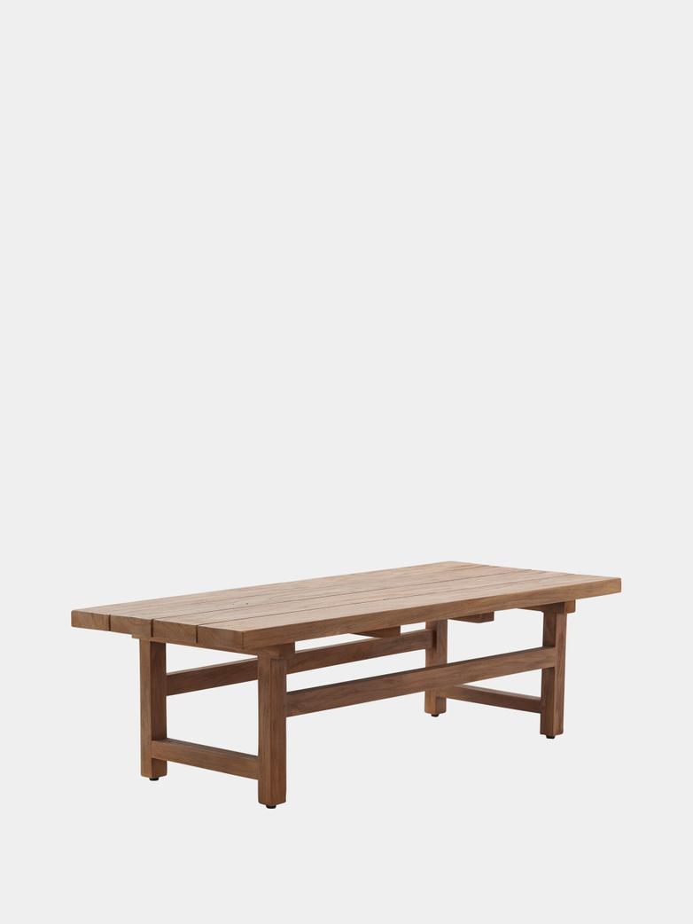 Julian Teak Coffee Table – 140x55 cm