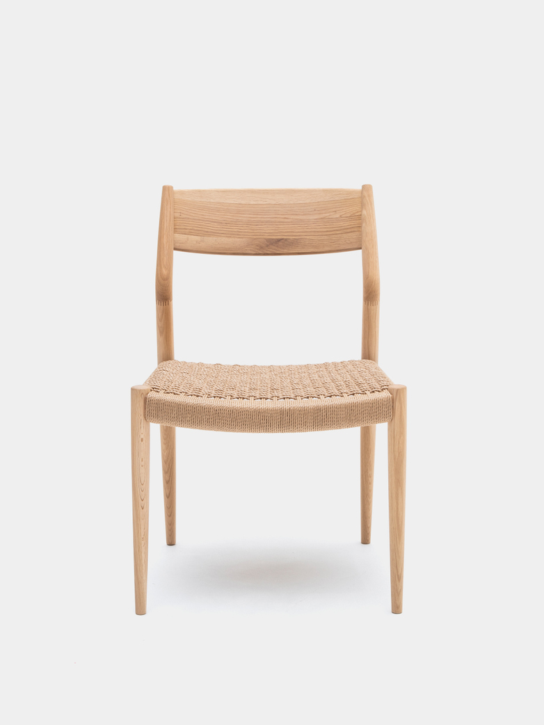 N-DC02 Chair - Paper Cord Seat