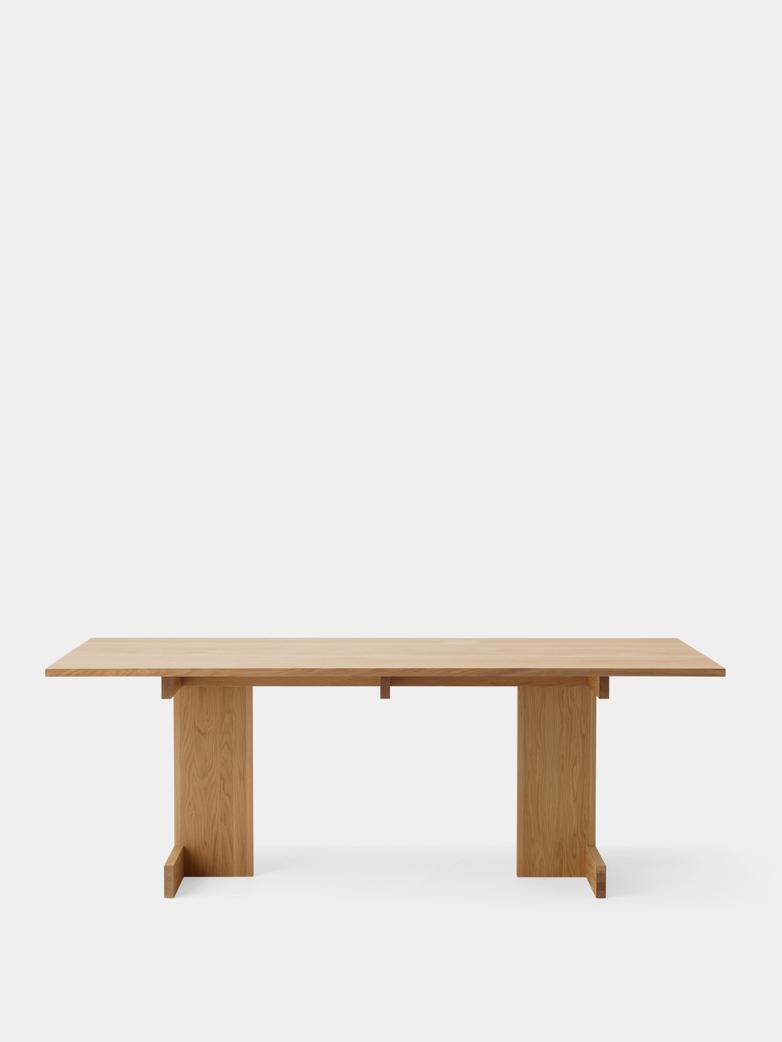 A-DT01 Table - Oak