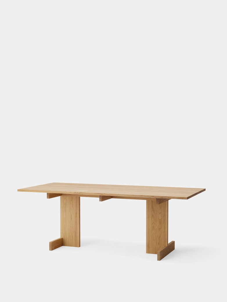 A-DT01 Table - Oak