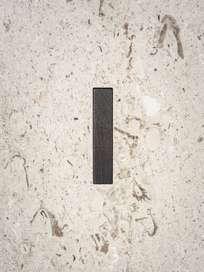 N-ST01 Sofa Table - Smoked Oak/Marble