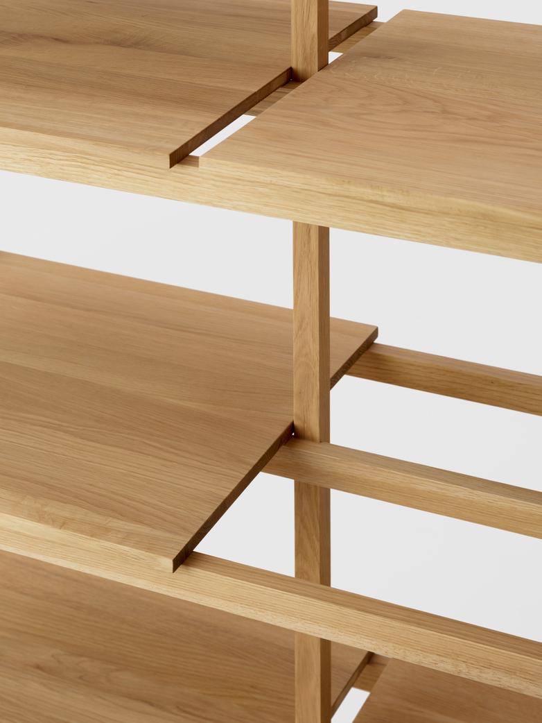 N-SS01 Shelf - Oak