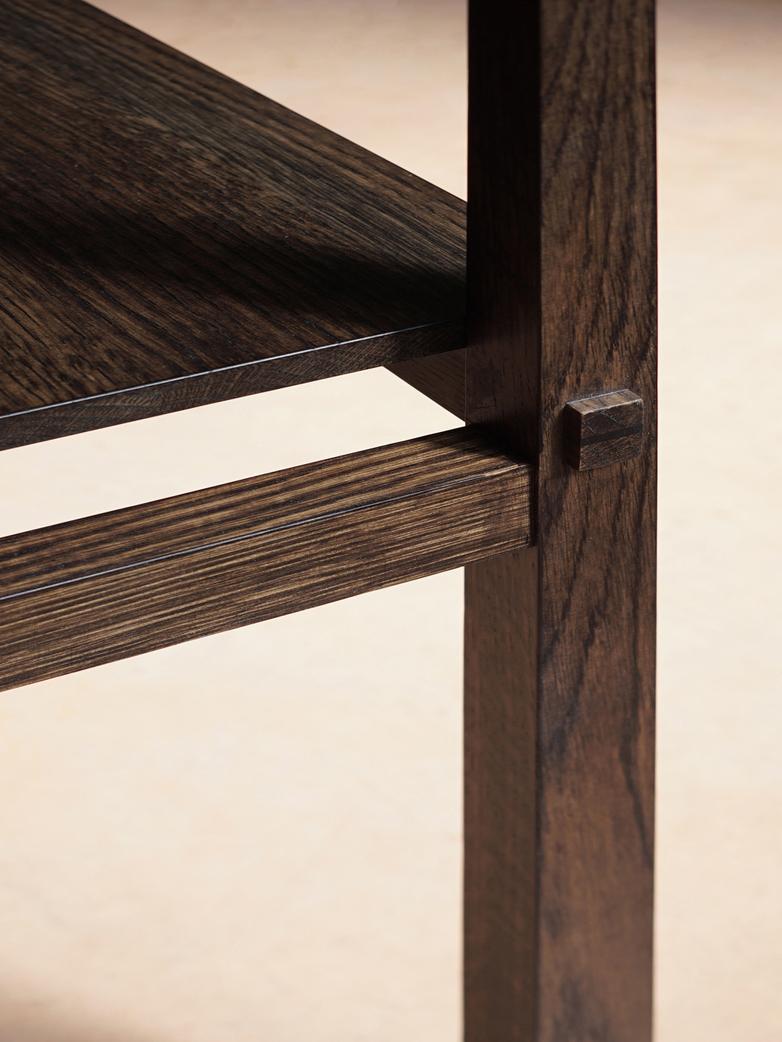 N-SS01 Shelf - Smoked Oak